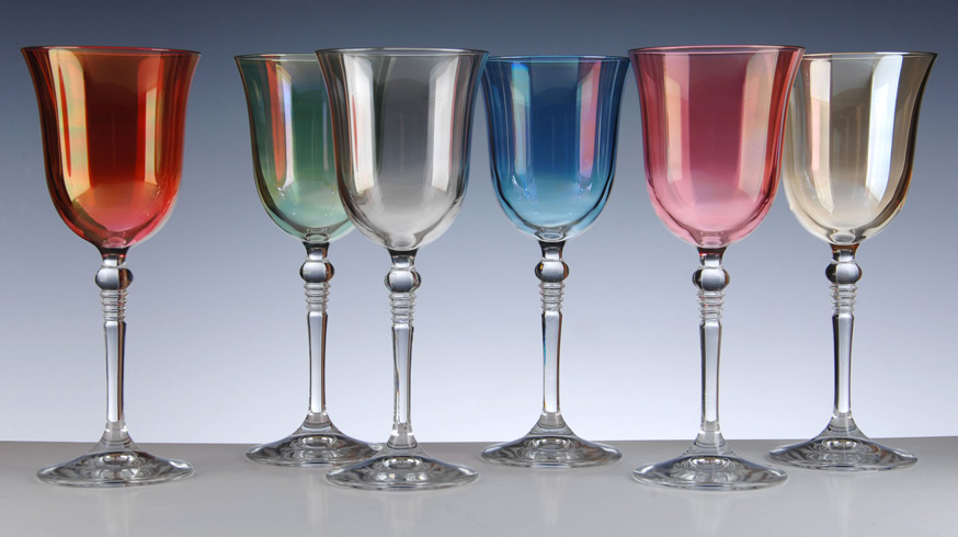 service verres couleur verres en cristal couleur verre. Black Bedroom Furniture Sets. Home Design Ideas