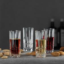 Verre Perfect Shot glass coffret de 4