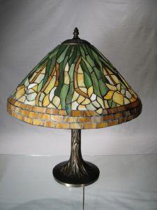 Nouveau En Lampes Pâte Verre Art De 54LAjR