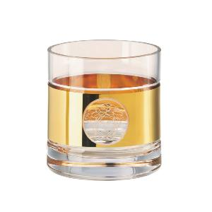 Versace :  Verres Whisky Madness or