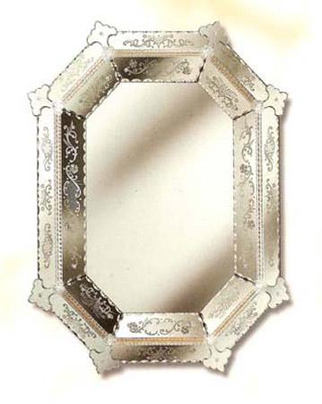 mirroir venitien cristal art deco mirroir venitien. Black Bedroom Furniture Sets. Home Design Ideas