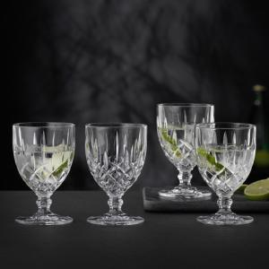 Verre à Vin en cristal collection Noblesse ( lot de 4 )