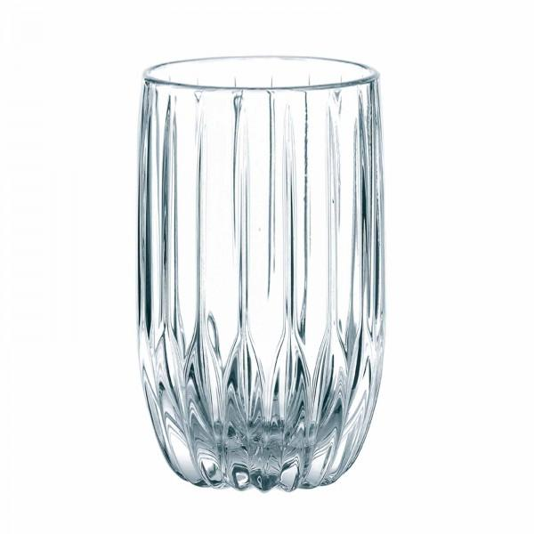verre long drink crystal
