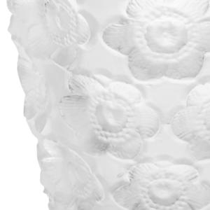 Photophore Cristal Lalique Anémones incolore collection 2016
