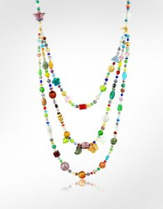 Collier Murano Antica Murrina Brio