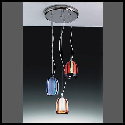 suspension verre murano luminaire cuisine salon murano suspension verre murano triple. Black Bedroom Furniture Sets. Home Design Ideas