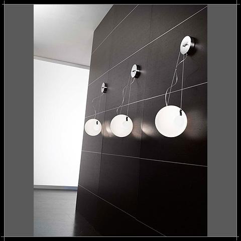 Luminaire contemporain verre boule luminaire murano for Luminaire contemporain