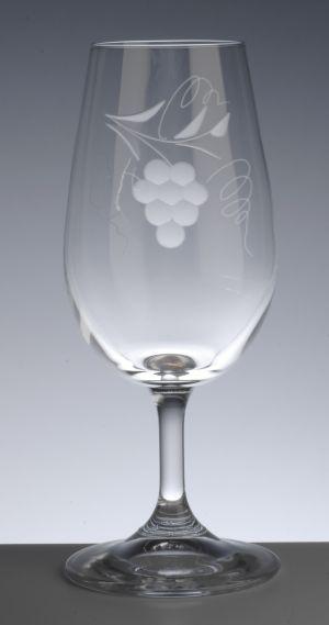 cristal verres vin grappe raisin verres oenologique pour vin verre vin d cor grappe raisin. Black Bedroom Furniture Sets. Home Design Ideas