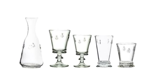 verres en cristal verres en cristal uni service de verres. Black Bedroom Furniture Sets. Home Design Ideas