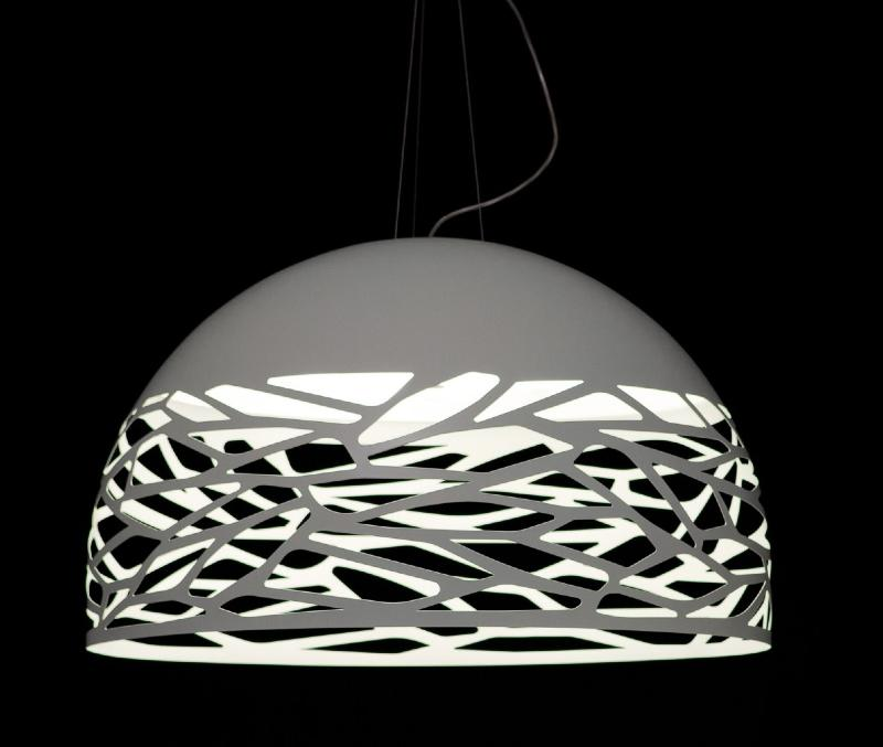 Luminaire kelly suspension moderne kelly luminaire suspension kelly moderne - Luminaire suspension grand diametre ...