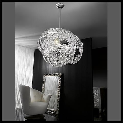 lustre cristal galaxy luminaire rond grand lustre cristal boule galaxy. Black Bedroom Furniture Sets. Home Design Ideas