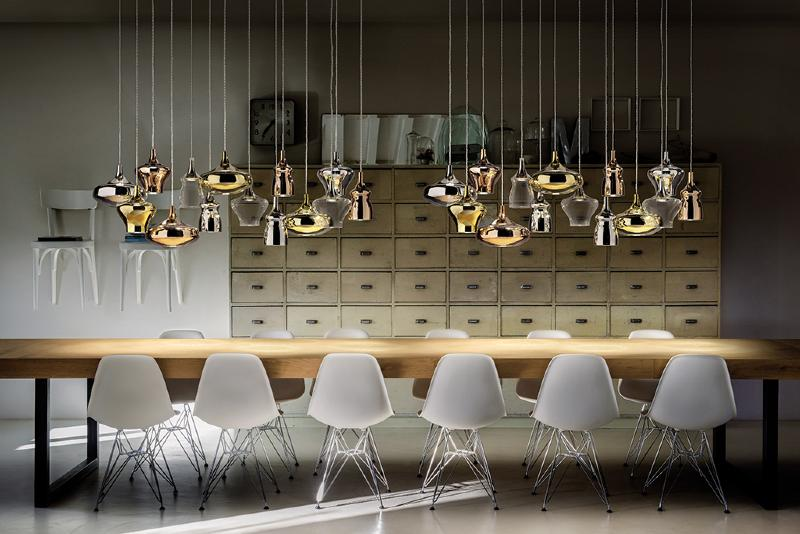 Luminaire italia studio design suspension nostalgia for Modele luminaire suspension
