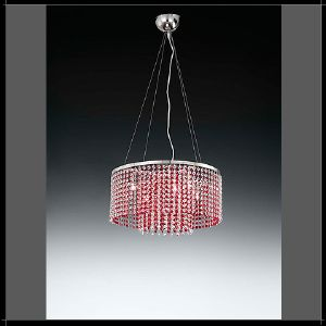 Lustre Cristal Murano Voltolina Collection Rainbow Rond