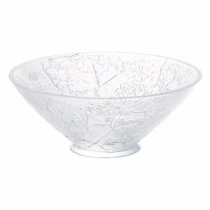 Coupe Lalique Cristal decor Ombelles