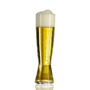 Verre à Biere en cristal collection Pilsner coffret de 4