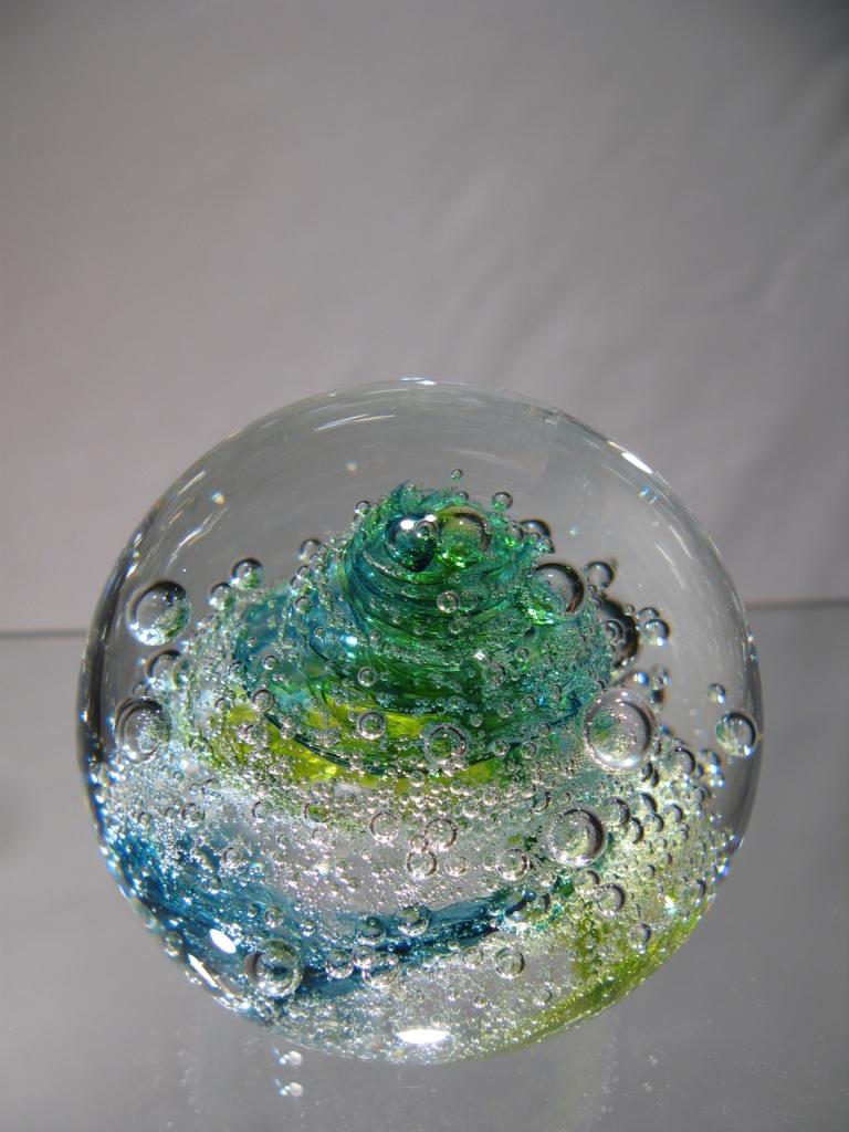 Sulfure Presse Papier En Cristal Sulfure Murano