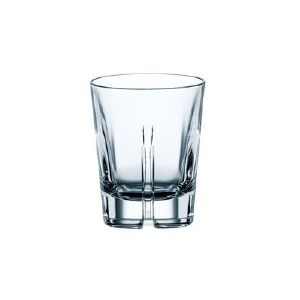 Verres en cristal collection Havanna coffret par 6